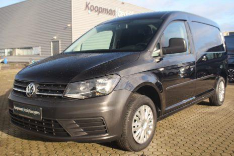 Volkswagen Caddy afmetingen